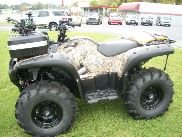 2007 Yamaha Grizzly