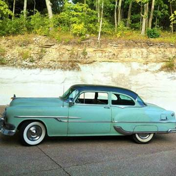 1953 Pontiac Chieftain for sale in Warrenton, MO
