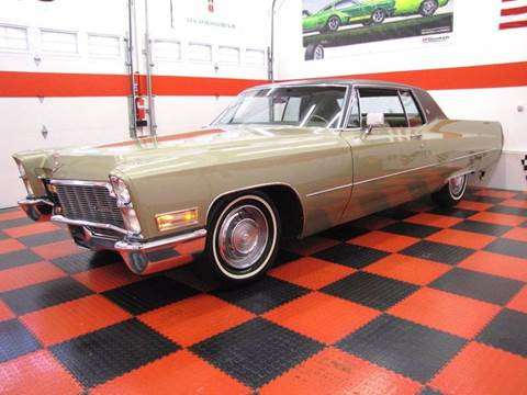 1968 Cadillac DeVille for sale in Warrenton, MO