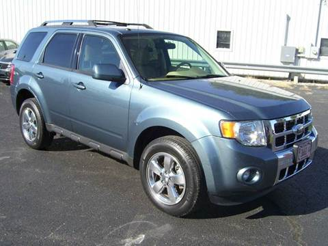 2012 Ford Escape for sale in Illinois Carsforsale