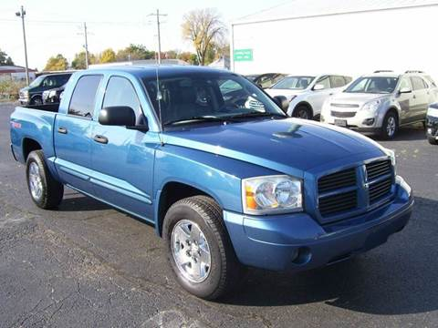 2006 dodge dakota for sale in illinois. Black Bedroom Furniture Sets. Home Design Ideas