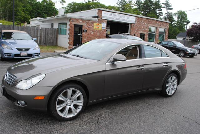 2006 mercedes benz cls cls500 4dr sedan in hanover ma