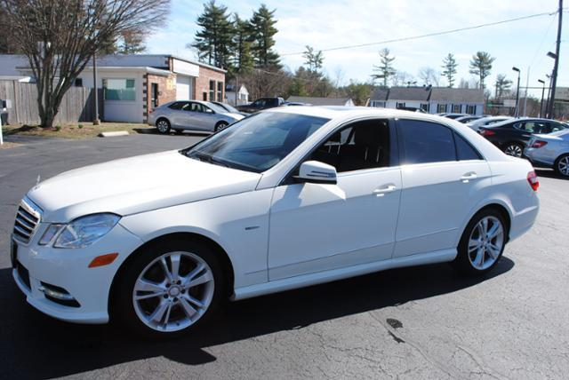 2012 mercedes benz e class in hanover ma auto etc for Mercedes benz of hanover staff