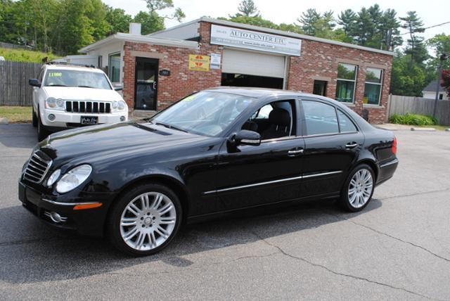 2008 mercedes benz e class e350 4matic awd 4dr sedan in On mercedes benz hanover ma