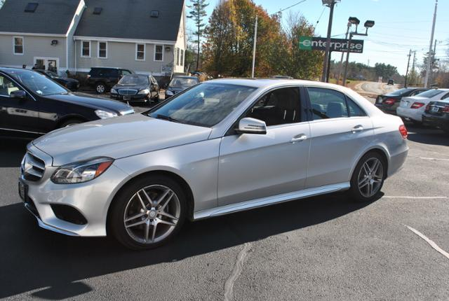2014 mercedes benz e class e350 sport 4matic awd 4dr sedan for Mercedes benz of hanover staff