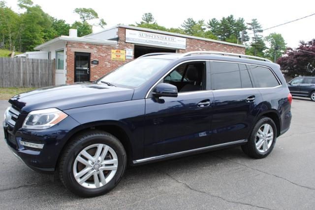 2013 mercedes benz gl class gl450 awd 4matic 4dr suv in for Mercedes benz hanover
