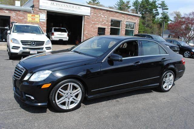 2011 mercedes benz e class e350 sport 4matic awd 4dr sedan for 2011 mercedes benz e350 sport