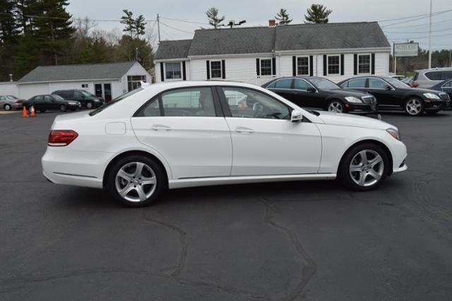 2014 mercedes benz e class awd e350 luxury 4matic 4dr for Mercedes benz of hanover staff