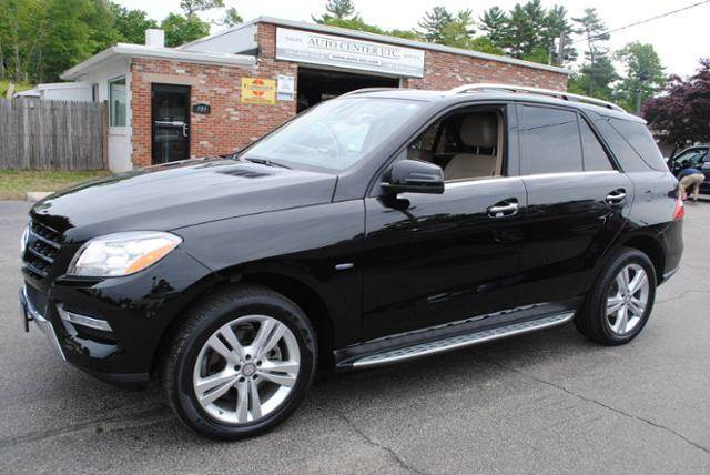 2012 mercedes benz m class ml350 awd 4matic 4dr suv in