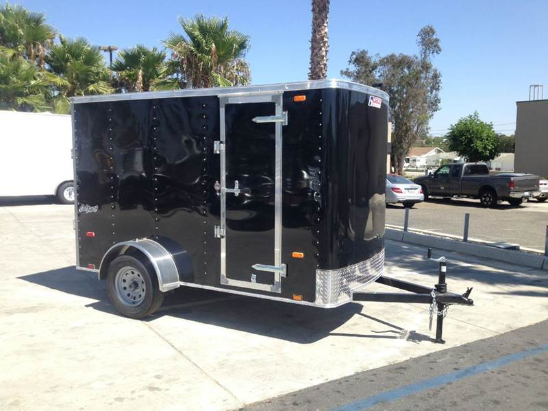 2016 5 X 10 ENCLOSED PACE AMERICAN