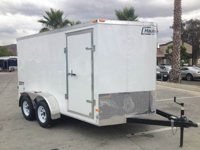 2015 7 X 12 ENCLOSED HAULMARK