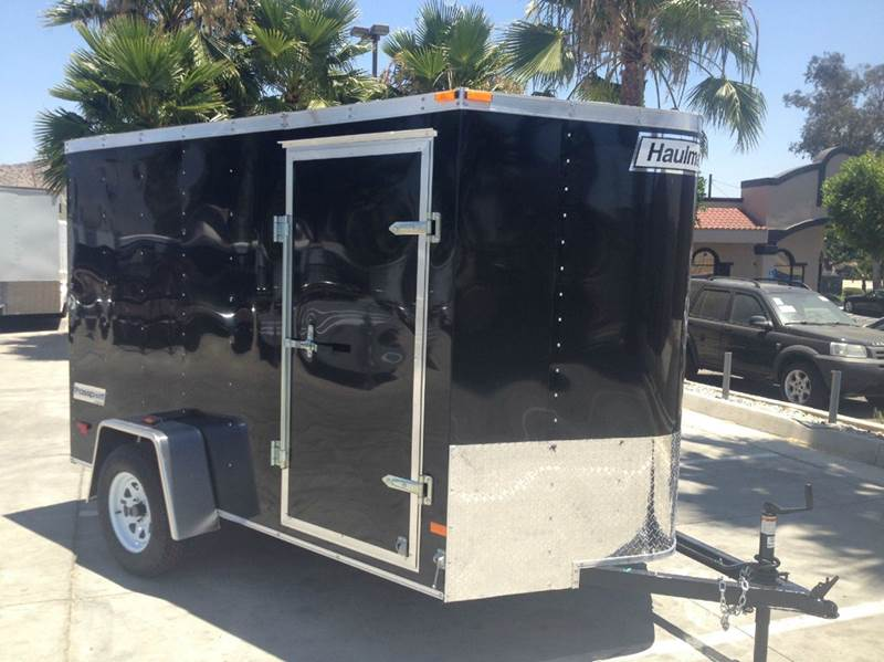 2015 6 X 10 ENCLOSED HAULMARK