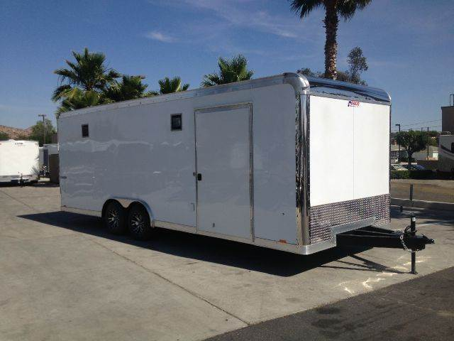2015 8.5 X 24 ENCLOSED PACE AMERICAN