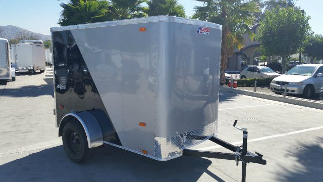 2015 5 X 8 ENCLOSED PACE AMERICAN