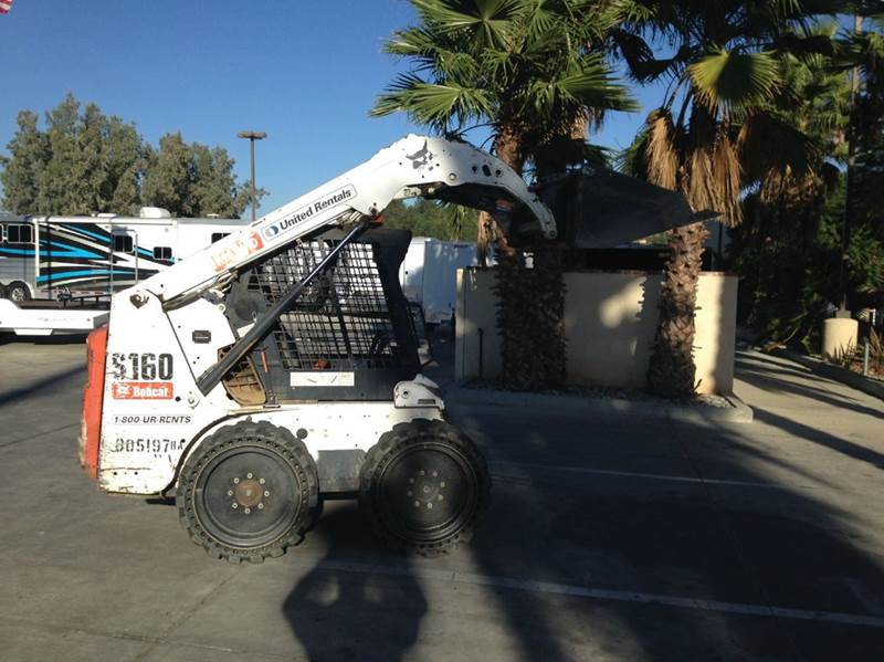 2010 Bobcat SKID STEER S160