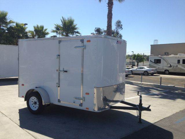 2016 6 X 10 ENCLOSED PACE AMERICAN