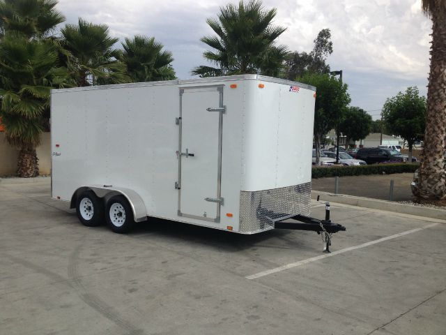 2015 7 X 16 ENCLOSED PACE AMERICAN