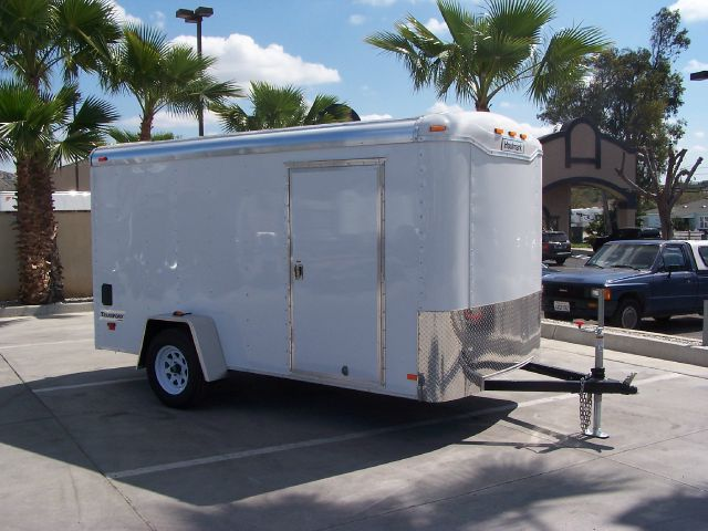 2013 6 X 12 ENCLOSED HAULMARK