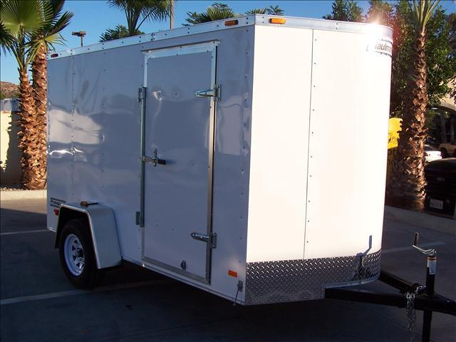2013 6 X 10 ENCLOSED HAULMARK