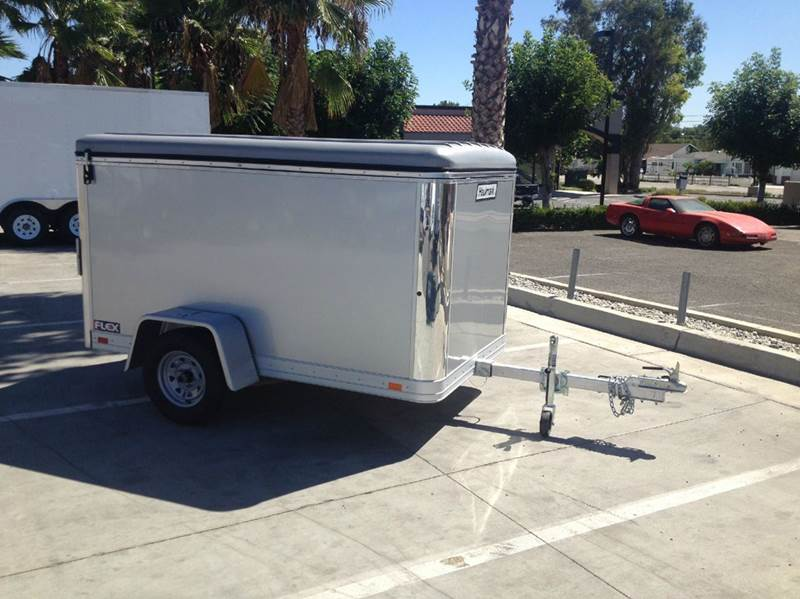 2016 ENCLOSED HAULMARK FL 5 X 8 DS1