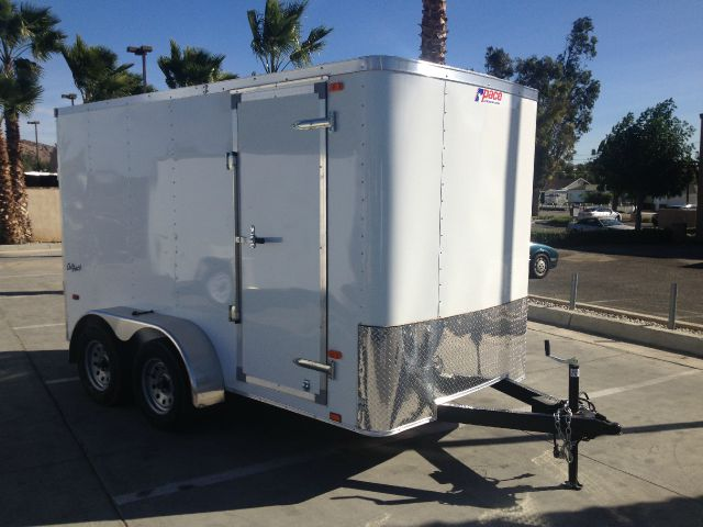 2015 6 X 12 ENCLOSED PACE AMERICAN