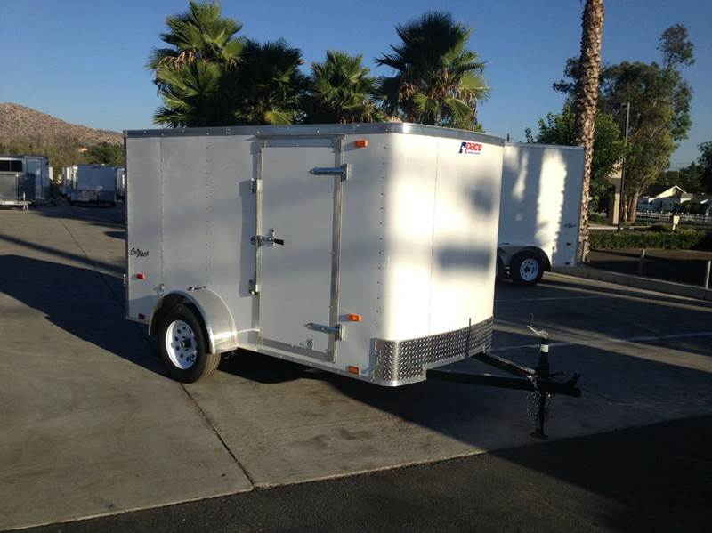 2016 ENCLOSED PACE AMERICAN OB 5 X 10 S12 CARGO