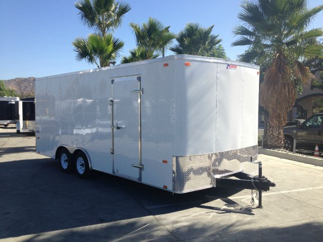 2015 8.5 X 20 ENCLOSED PACE AMERICAN
