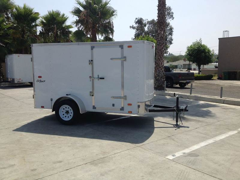 2015 5 X 10 ENCLOSED PACE AMERICAN