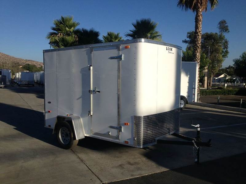 2016 ENCLOSED LOOK STLC 6 X 10 S12