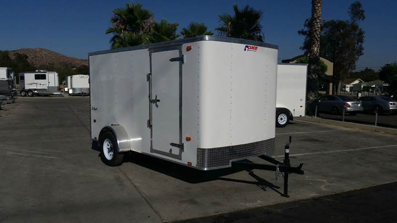 2016 6 X 12 ENCLOSED  PACE AMERICAN