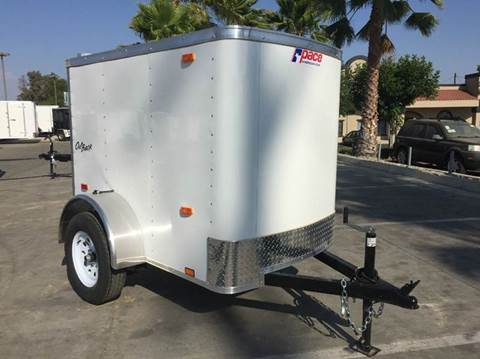 2017 6' ENCLOSED PACE AMERICAN