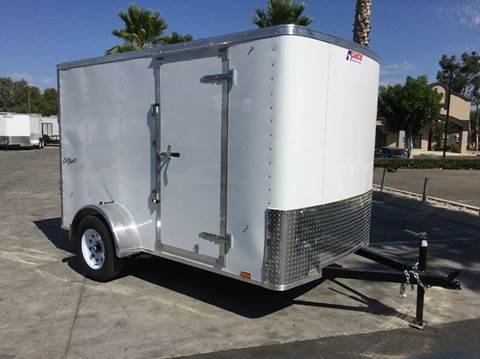 2017 10' ENCLOSED  PACE AMERICAN