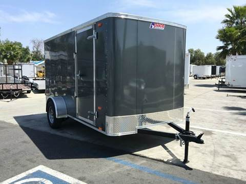 2017 12' ENCLOSED PACE AMERICAN