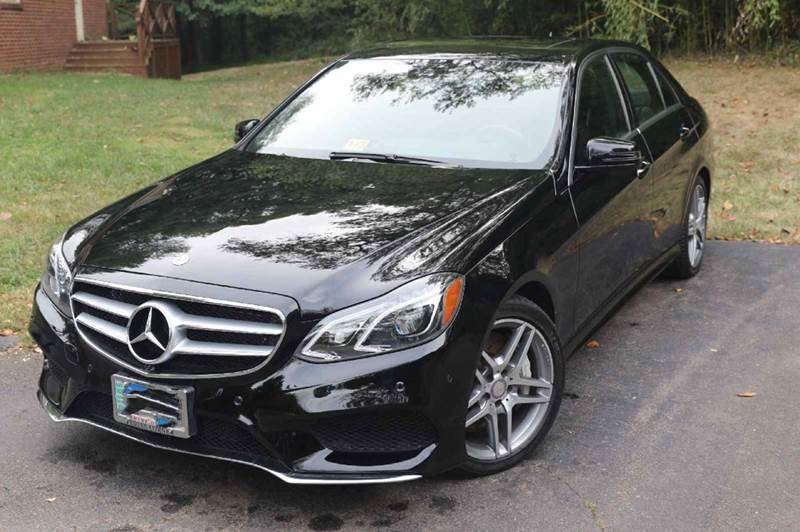2014 mercedes benz e class awd e550 4matic 4dr sedan in for Mercedes benz e550 4matic