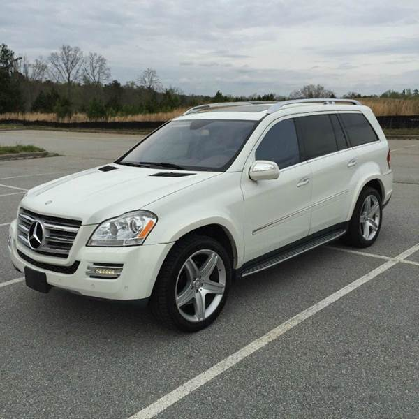 2010 mercedes benz gl class awd gl550 4matic 4dr suv in