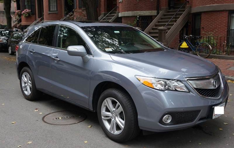 2015 acura rdx awd 4dr suv w technology package in mogadore oh suffield motors. Black Bedroom Furniture Sets. Home Design Ideas