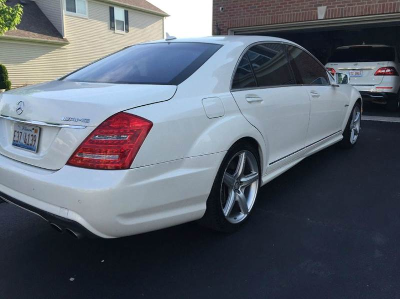 2010 mercedes benz s class s63 amg 4dr sedan in mogadore for Mercedes benz s63 amg 2010