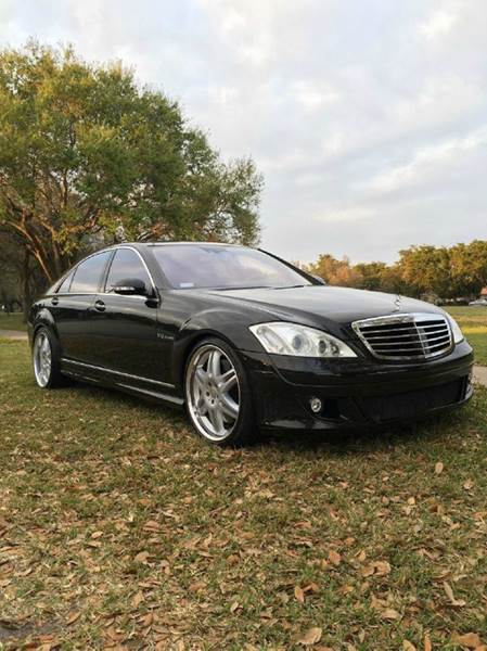 2008 mercedes benz s class s65 amg 4dr sedan in mogadore. Black Bedroom Furniture Sets. Home Design Ideas