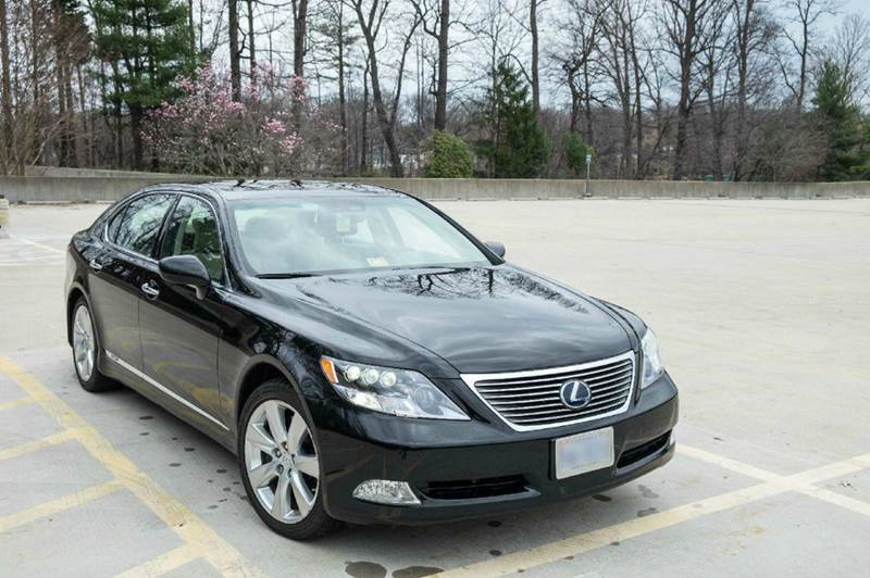 2008 lexus ls 600h l awd 4dr sedan in mogadore oh. Black Bedroom Furniture Sets. Home Design Ideas