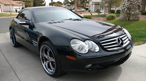 2004 Mercedes Benz Sl Class For Sale