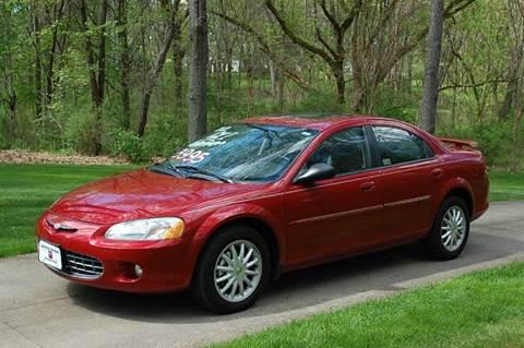 2002 Chrysler Sebring