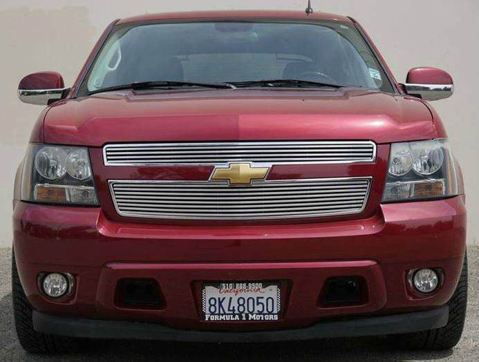 2007 CHEVROLET AVALANCHE LT 1500 4DR CREW CAB SB sport red metallic 2-stage unlocking doors abs
