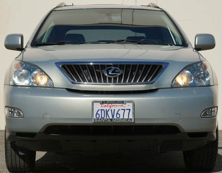 2008 LEXUS RX 350 BASE 4DR SUV savannah metallic 2-stage unlocking - remote abs - 4-wheel air f