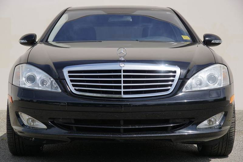 2007 MERCEDES-BENZ S-CLASS S550 4DR SEDAN designo mocha black metallic 2-stage unlocking doors a