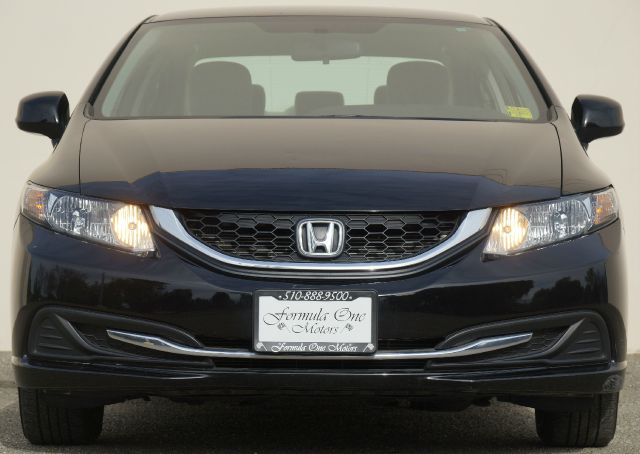 2013 HONDA CIVIC LX 4DR SEDAN 5A polished metal metallic the 2013 honda civic offers excellent ga