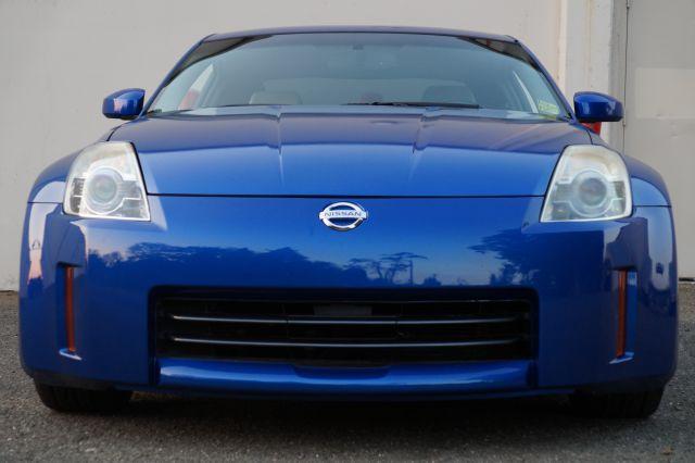 2006 NISSAN 350Z ENTHUSIAST 2DR HATCHBACK 35L V daytona blue metallic daytona blue 35l v6 with