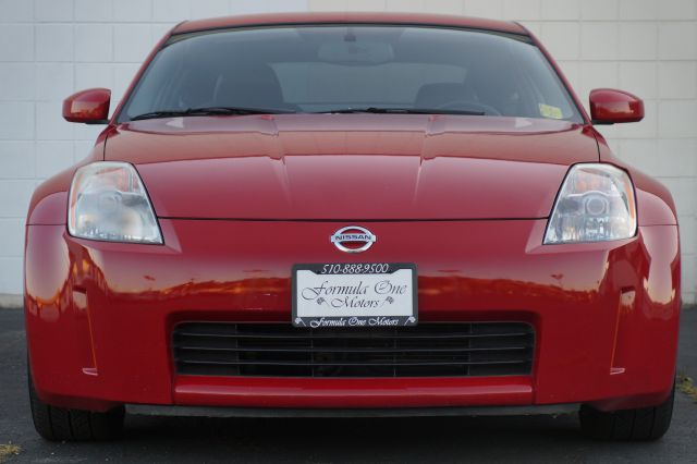 2004 NISSAN 350Z TOURING 2DR HATCHBACK redline abs - 4-wheel anti-theft system - alarm cd chang