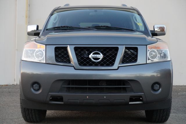 2009 NISSAN ARMADA SE 4X2 4DR SUV smoke smoke gray se 4x2  56l v8 with shiftable 5 speed automati