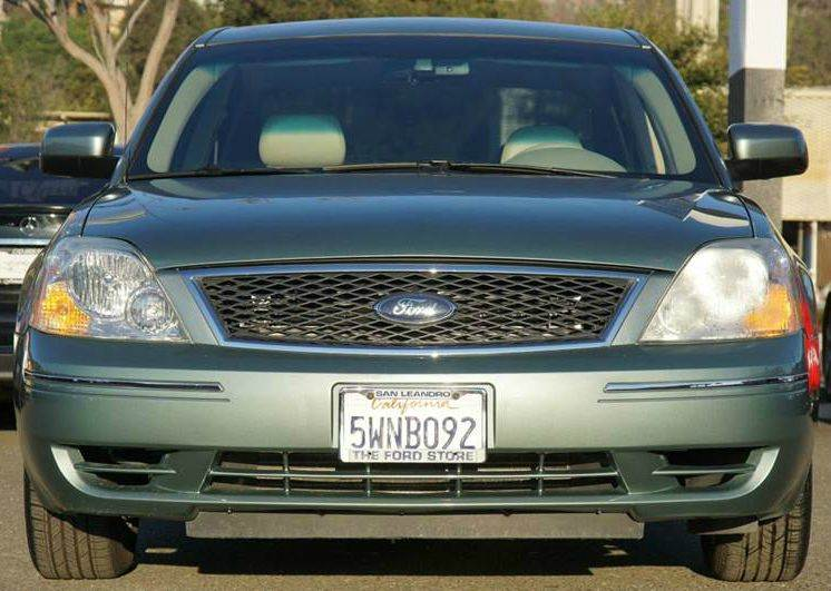 2007 FORD FIVE HUNDRED SEL 4DR SEDAN unspecified 2-stage unlocking doors abs - 4-wheel airbag d