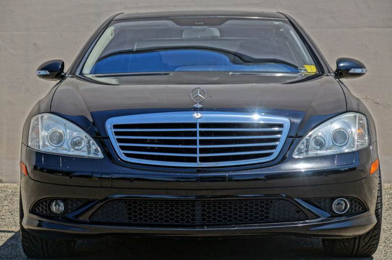 2008 MERCEDES-BENZ S-CLASS S550 4DR SEDAN majestic black metallic the 2008 mercedes-benz s-class i